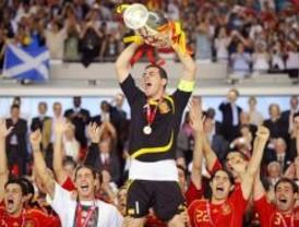 España, campeona de Europa de Fútbol