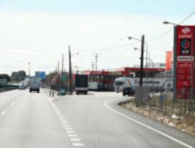 Detenido por atracar dos gasolineras en la A-3