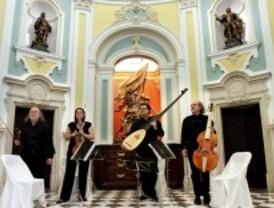 Música de cámara en el festival 'Clásicos en verano'
