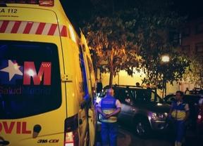 Una mujer muere y su hijo resulta herido supuestamente a manos de su pareja sentimental en Hortaleza