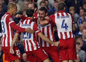 El Atlético se cita con el Real Madrid en la final de la Champions