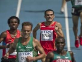 Jesús España dice adiós al sueño olímpico