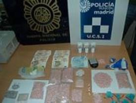 Tres detenidos al intervenirse 4.000 pastillas de éxtasis