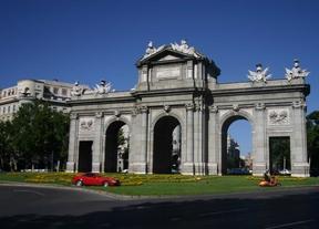 La Puerta de Alcalá será el escenario de la designación de los Juegos 2020