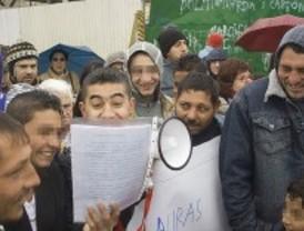 Los 'repudiados' de Europa, en Madrid