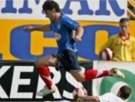 El Atlético post-Torres 'pincha' ante el Gloria Bistrita