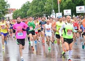 Tres activistas corren la Maratón para recaudar dinero para Palestina
