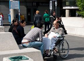 Madrid saca un 2,75 en servicios sociales