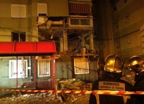 Muere una anciana en una explosión en una vivienda de Alcalá de Henares