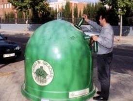 Getafe y Ecovidrio promueven el reciclado de vidrio con una campaña de sensibilización ciudadana