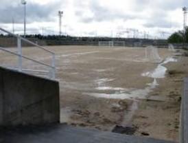 Suspendida la ceremonia inaugural de las Olimpiadas Escolares de Las Rozas