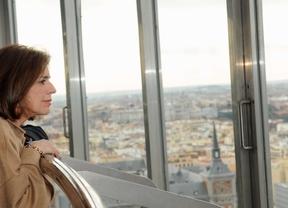 Los 110 metros del Faro de Moncloa reabrirán a finales de marzo