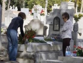 Más de un millón de madrileños visitarán los cementerios