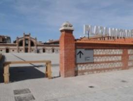Matadero continúa su urbanización