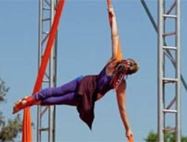Un circo para recaudar fondos en Alcorcón