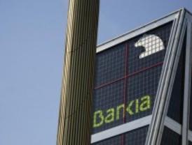 Bankia se desploma casi un 20%