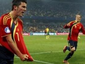 España vence a Sudáfrica y entra en la historia