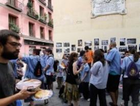 Música y comida en las fiestas del 2 de mayo