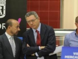 Gallardón rechaza ser alcalde en 2015 y apoya la candidatura de Botella