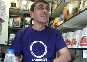 Pablo Iglesias dice que Juan Carlos Monedero sería