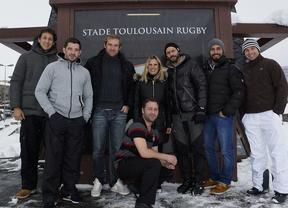Los mejores del mundo en el Snowrugby de Grandvalira