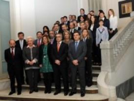 Ana Botella presenta el equipo de Madrid 2020, presidido por Alejandro Blanco