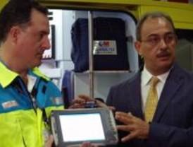 Las unidades móviles del SUMMA 112 podrán enviar 'on line' historias clínicas
