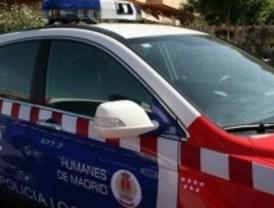 Detenidos cuatro atracadores que acababan de asaltar una joyería en Humanes