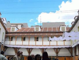 Abierto el centro cultural 'La Corrala'