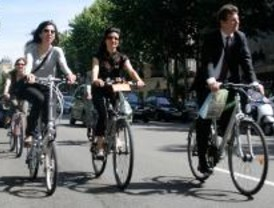 El Ayuntamiento ofrecerá rutas en bicicleta para recorrer las fiestas castizas