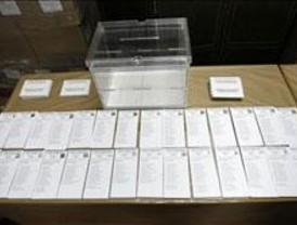 Abren sus puertas los 984 colegios electorales de la región