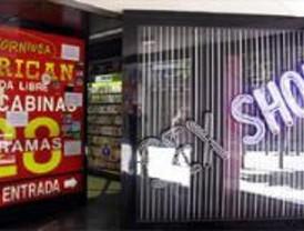 El Ayuntamiento estudia expropiar las licencias de los sex-shops de la zona Centro