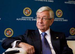 Entrevista a Rafael Ansón, investido Doctor Honoris Causa por la Universidad de Alfonso X El Sabio.