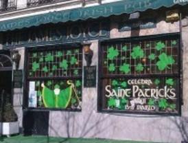 San Patricio revoluciona Madrid