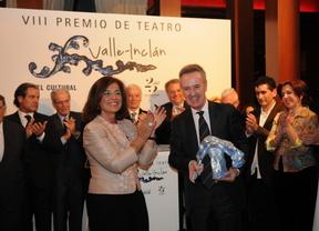 El actor Carlos Hipólito, Premio Valle-Inclán de Teatro 2014