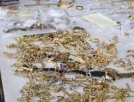 Recuperan un muestrario de joyería valorado en un millón