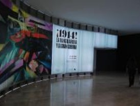 Cine bélico en el Thyssen, con motivo de '¡1914! La Vanguardia y la Gran Guerra'