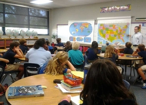 Intercambios escolares para un mundo globalizado