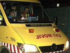 Fallece un motorista en el municipio de Lozoya