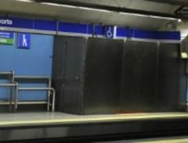 Pelea entre bandas latinas en el Metro