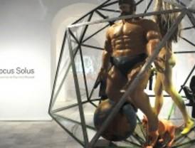 Impresiones de Raymond Roussel en el Museo Nacional Centro de ArteReina Sofía