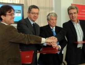 Los sindicatos denuncian la falta de diálogo social de Aguirre en políticas de empleo