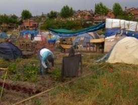 La acampada protesta más larga de España