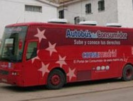 El Autobús del Consumidor recorrerá más de 30 pequeños municipios