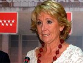 Esperanza Aguirre se reunirá con la ministra francesa de Vivienda