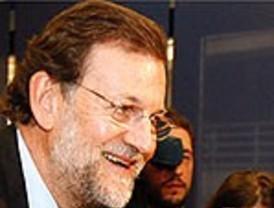 El extraño mitin de Rajoy
