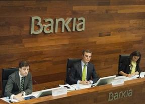 Bankia gana 244 millones de euros en el primer trimestre