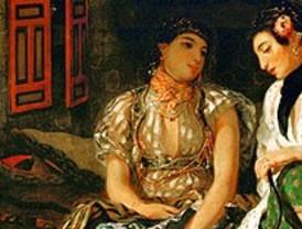 CaixaForum se rinde a Delacroix mostrando obras inéditas en España