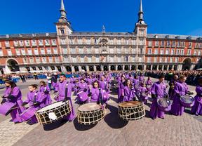 La tamborrada en la Plaza Mayor tendrá lugar este domingo
