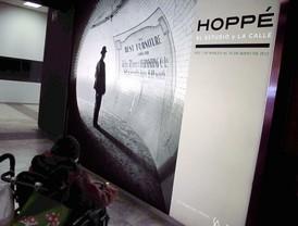 El retrato y la calle bajo la mirada de Hoppé